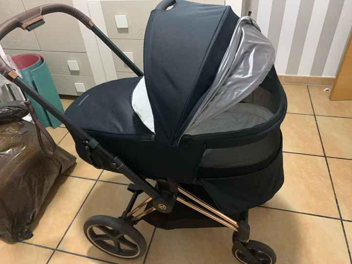 Bugaboo fox 2 vs cibex priam - 1