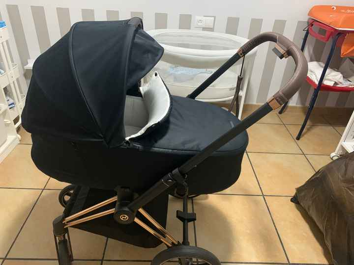 Bugaboo fox 2 vs cibex priam - 2