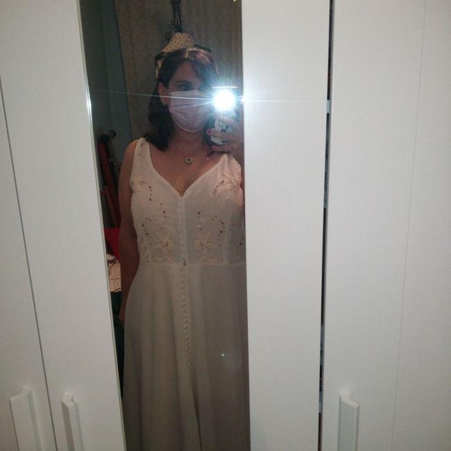 Vestido para boda de 10 invitados 5