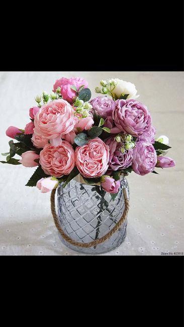 Ideas para decoración floral económica 6
