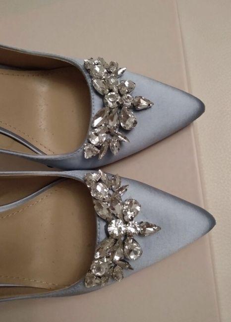 Zapatos, cual os gusta más? 1