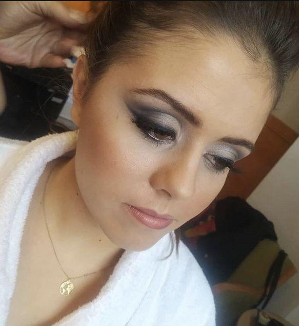 Maquilladora Málaga 1