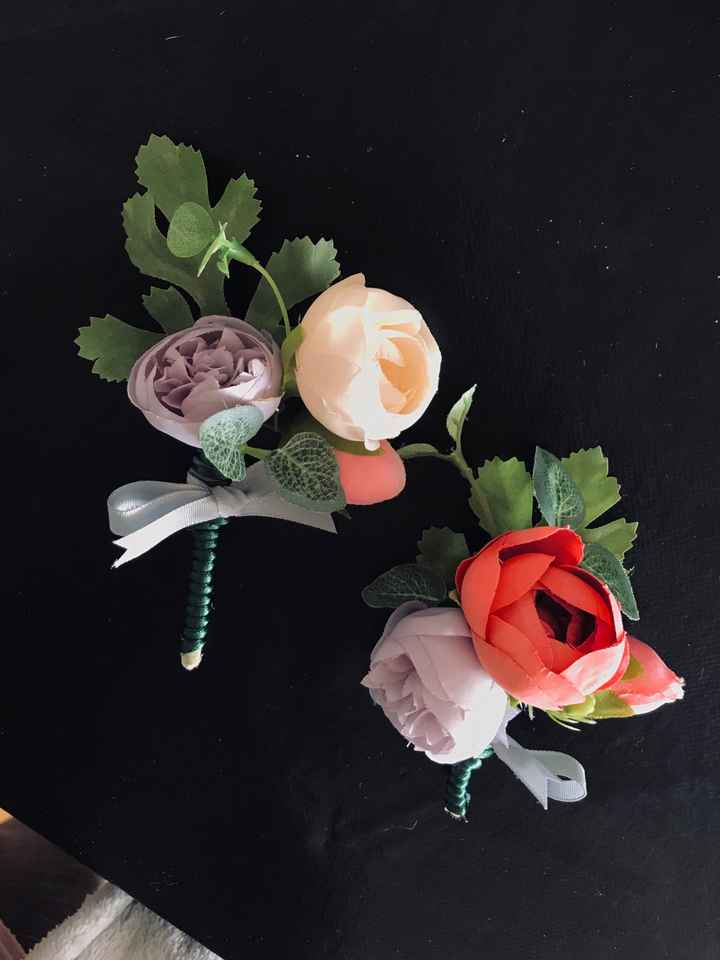 Boutonnieres - 1