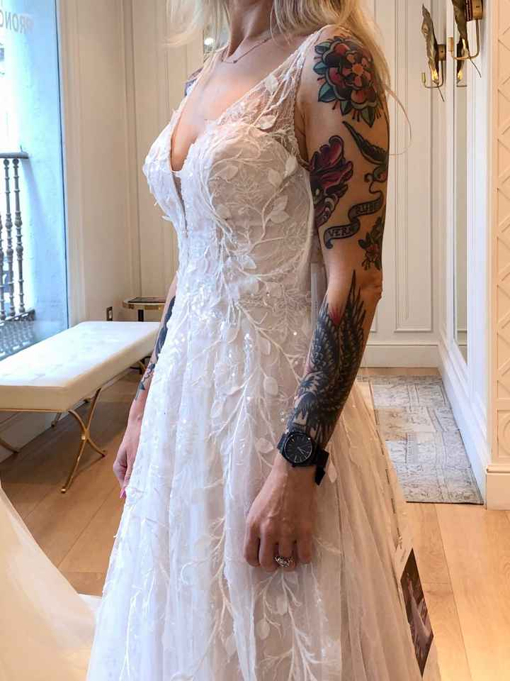 Dilema vestido - 2