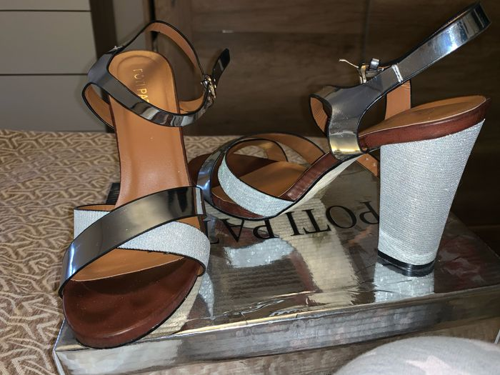 Zapatos boda - 1