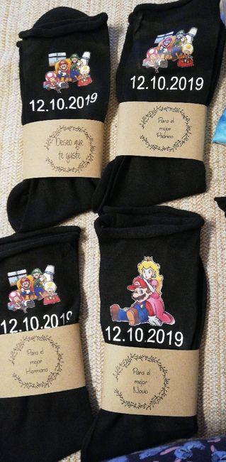 Calcetines originales - 1