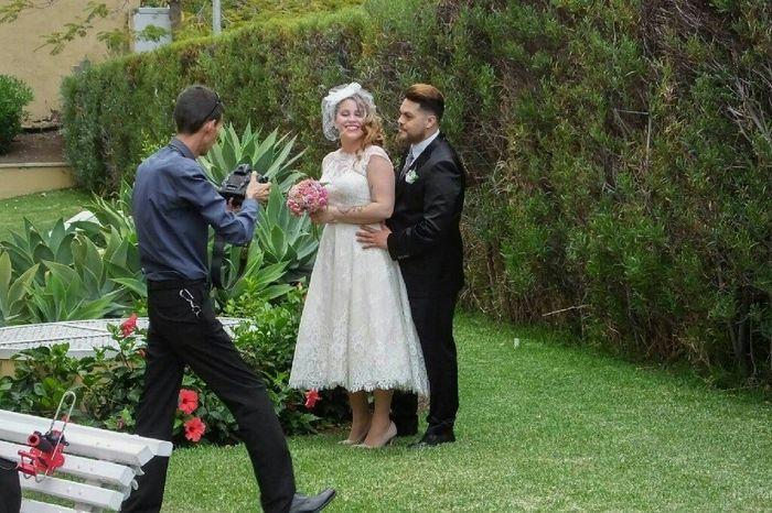 Te casaste con un modelo de pronovias? - 1