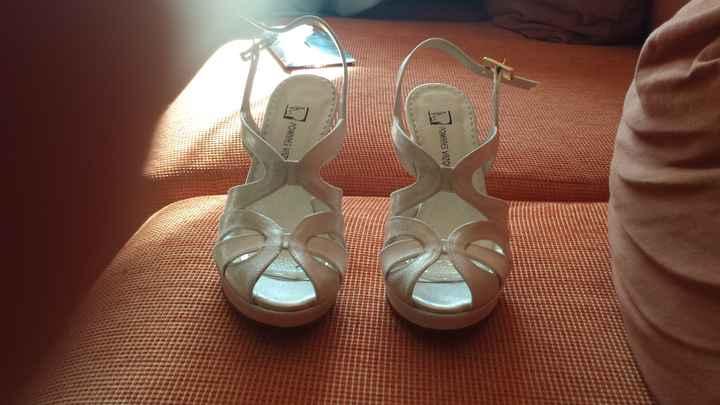Nuestros zapatos bodas 2015 - 1