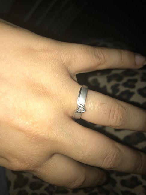 ¿Estás loca con tu anillo de compromiso... o no? 💍 - 1
