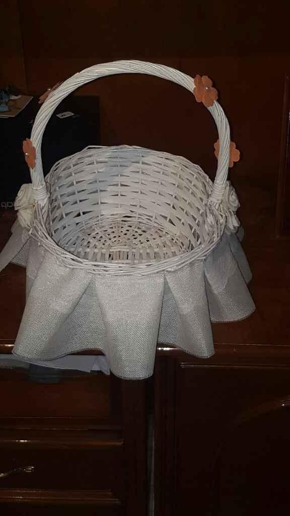 Mi cesta para los petalos - 2