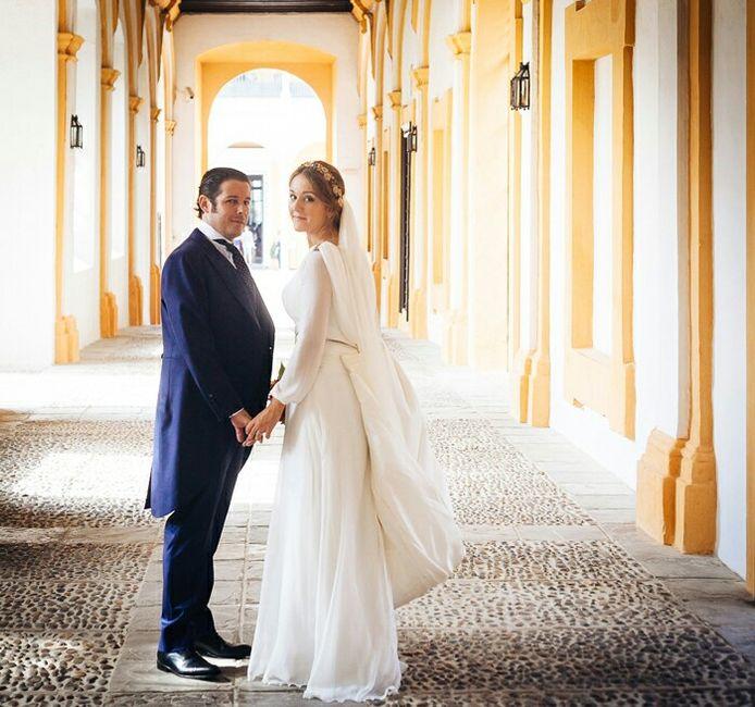 Precio vestido novia paloma cerezal