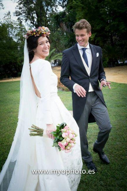 Precio vestidos de novia paloma cerezal