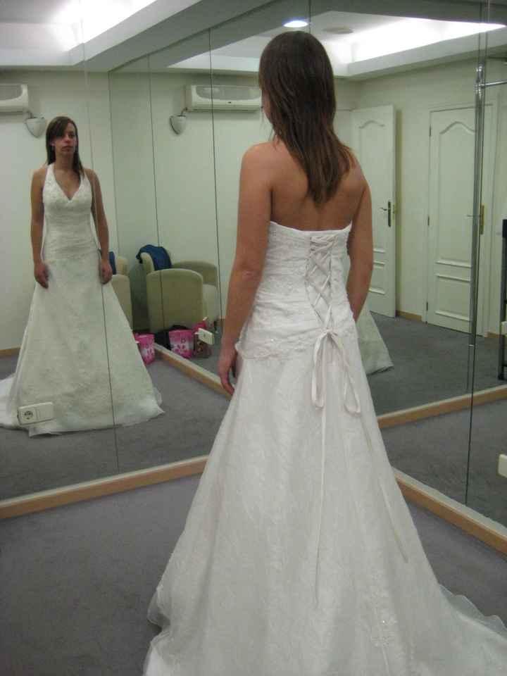mi vestido y yo