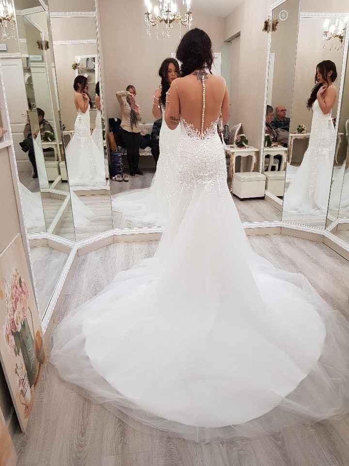 Mi vestido de novia - 2