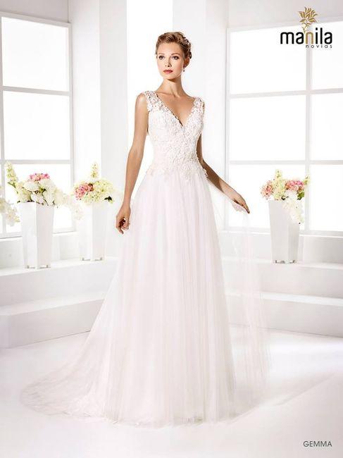 vestido manila novias - moda nupcial - foro bodas