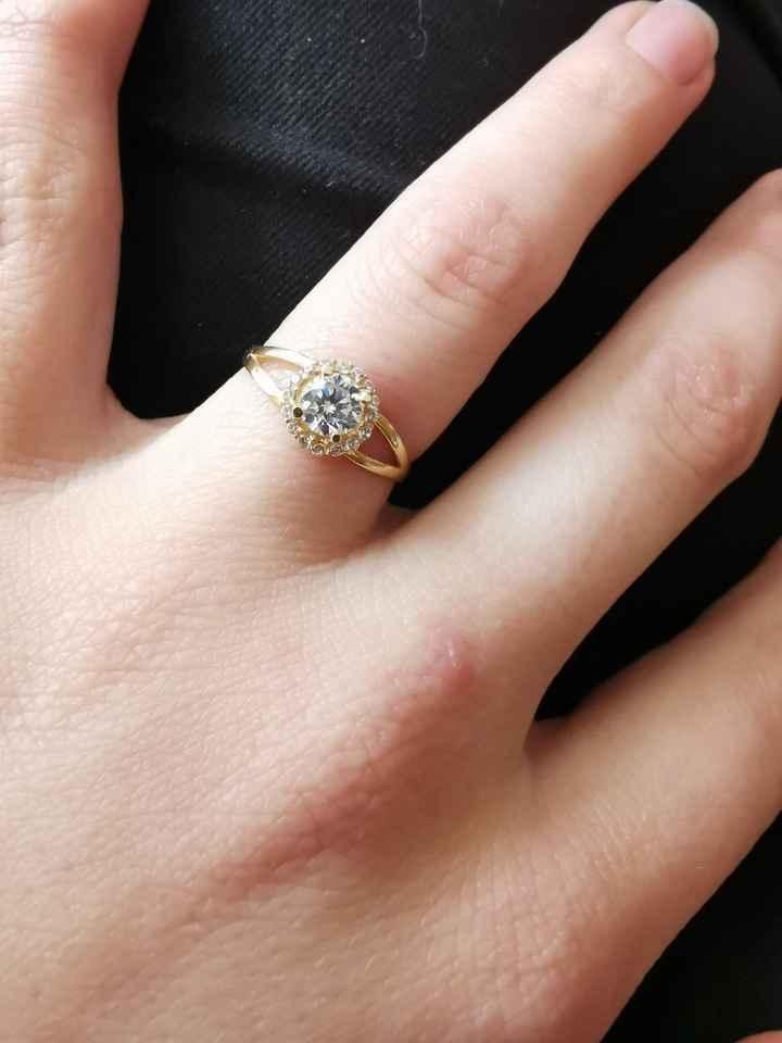 Yo hubiera escogido otro anillo: ¿verdad o mentira? 💍 - 1