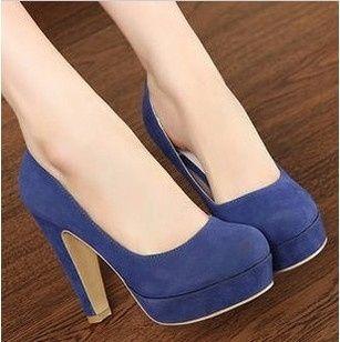 Zapatos redondos