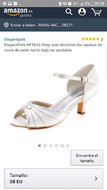 Moda Zapatos Tacon Nupcial Foro Novia Bajo edBoxrC
