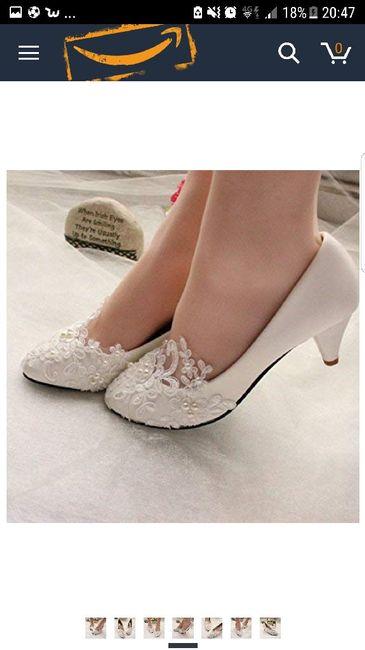 zapatos novia tacon bajo - moda nupcial - foro bodas