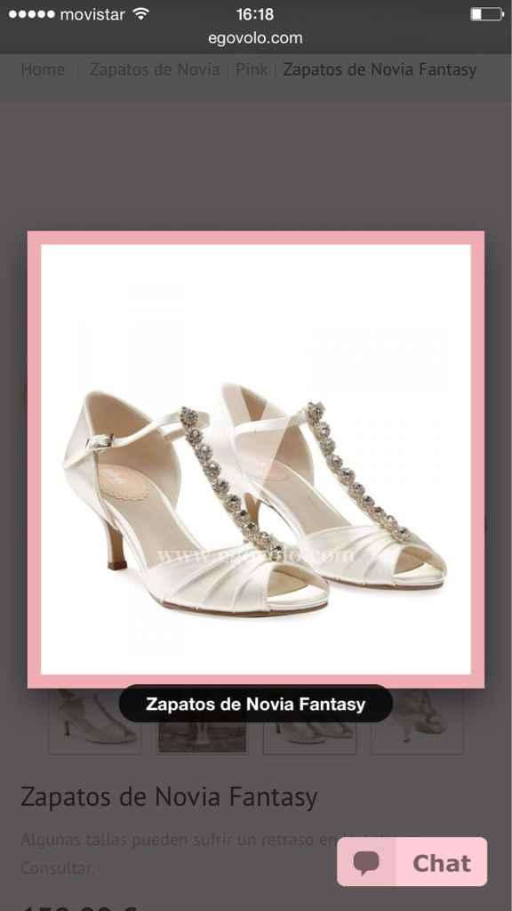Zapatos bajitos!!! - 1