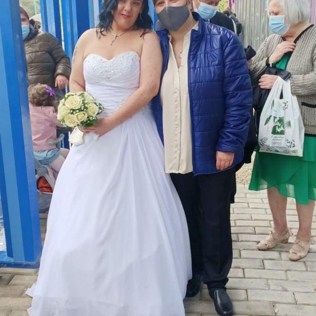 Xfinnn casadaaaa Olee👰👰👰 2