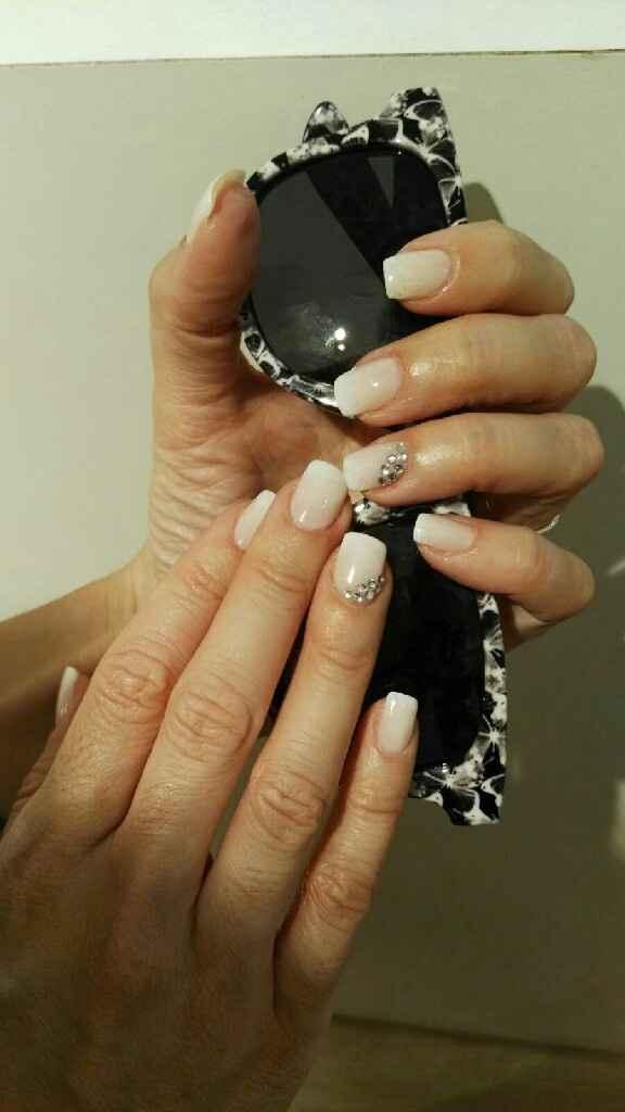 Diseño de uñas - 1
