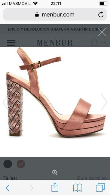 Que os parecen? Zapatos menbur - 1