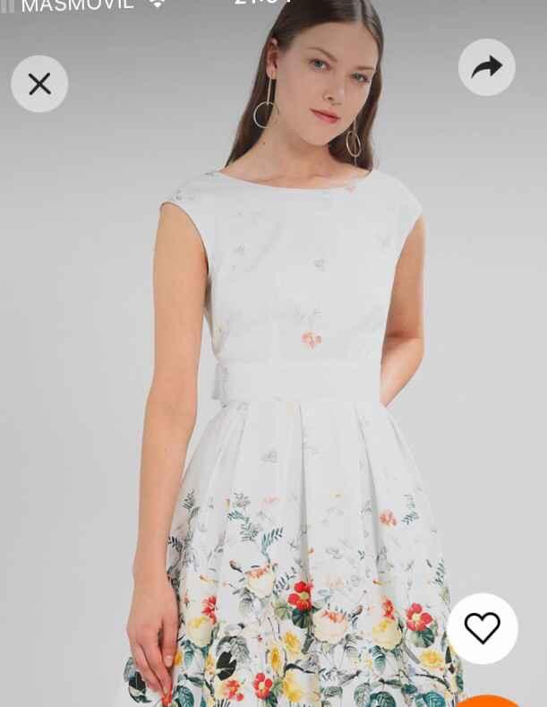 Duda vestido de invitada 🤔 - 2