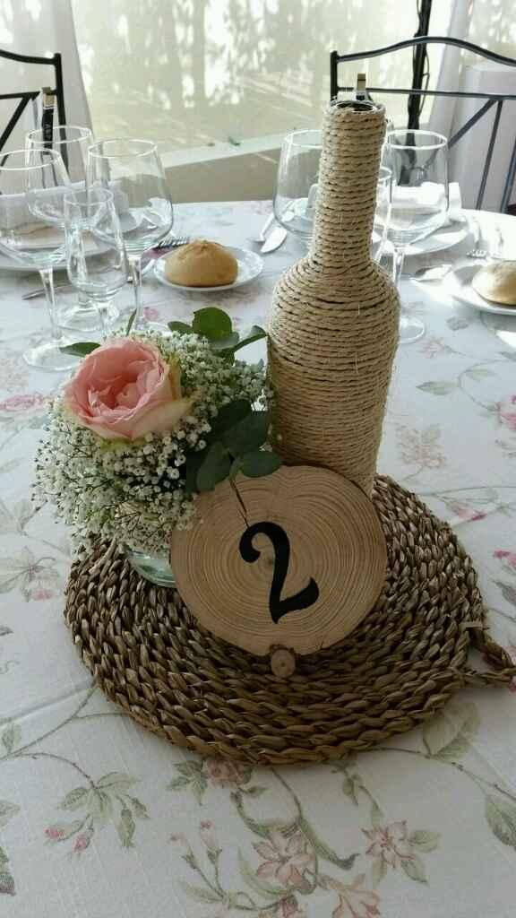 ¿Qué flores has escogido para decorar tu boda? - 1