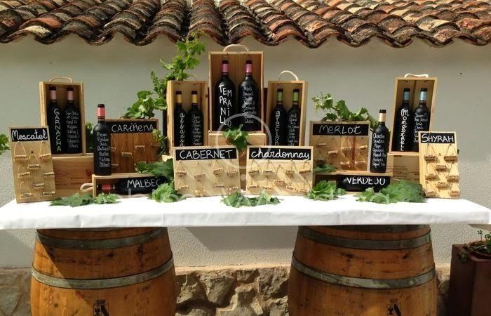 Bodas en viñedos - 13