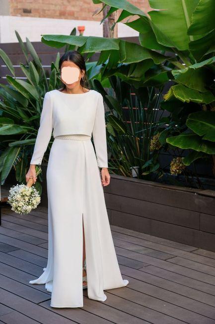 Para todas las que habéis preguntado por mi vestido :) 7
