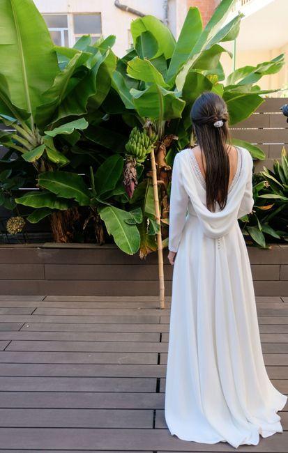 ¿Cómo es la espalda de tu vestido? 4