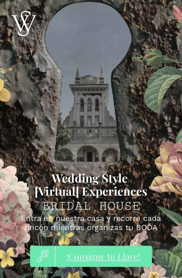 Feria de bodas virtual - 1