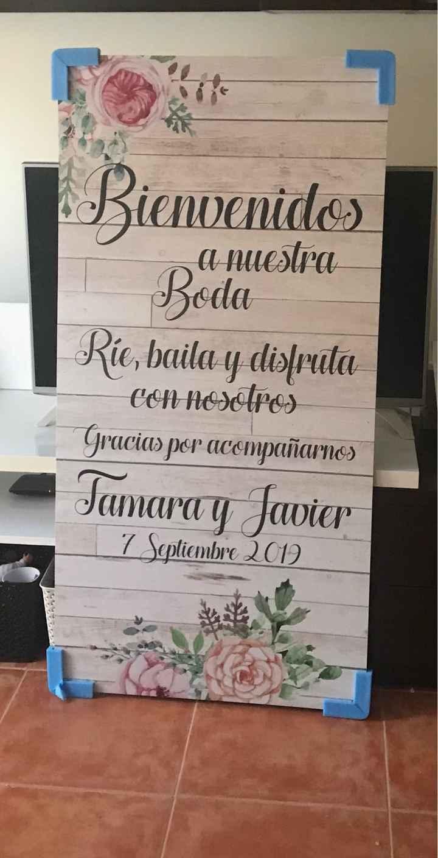 "Mi inspiración de boda ""mis flores"" - 1"