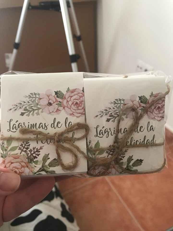 "Mi inspiración de boda ""mis flores"" - 8"