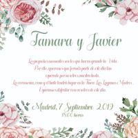 "Mi inspiración de boda ""mis flores"" - 5"