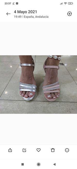 Dudas sobre los zapatos 8