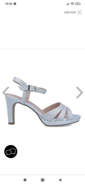 Dudas sobre los zapatos 3
