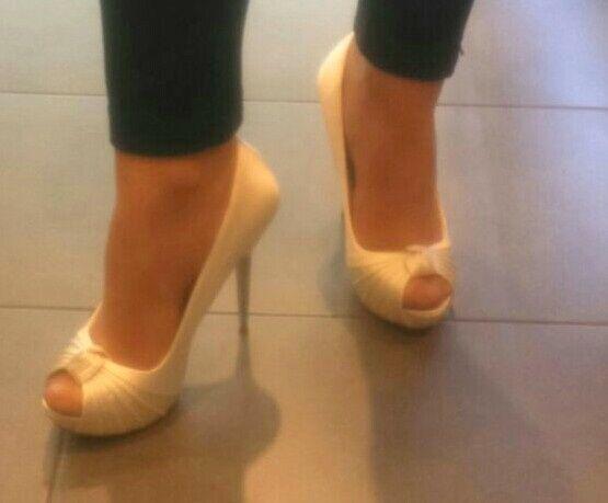 Nuestros zapatos menbur!! - 3