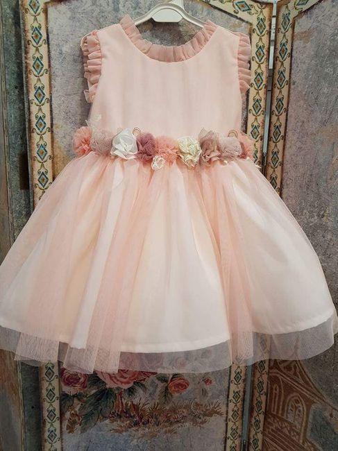 ¿Alguien sabe de donde es este vestido de Niña? - 2