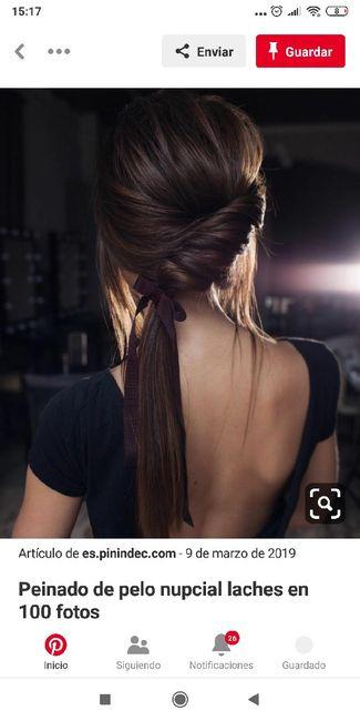Empieza mi dilema con el peinado 8