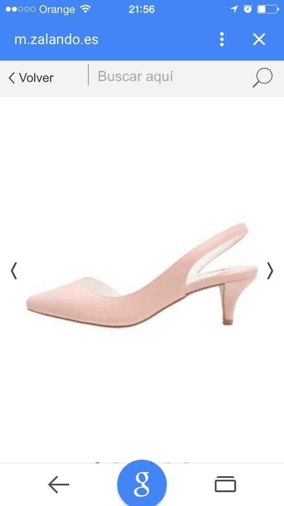 Sobre los zapatos de novia - 2