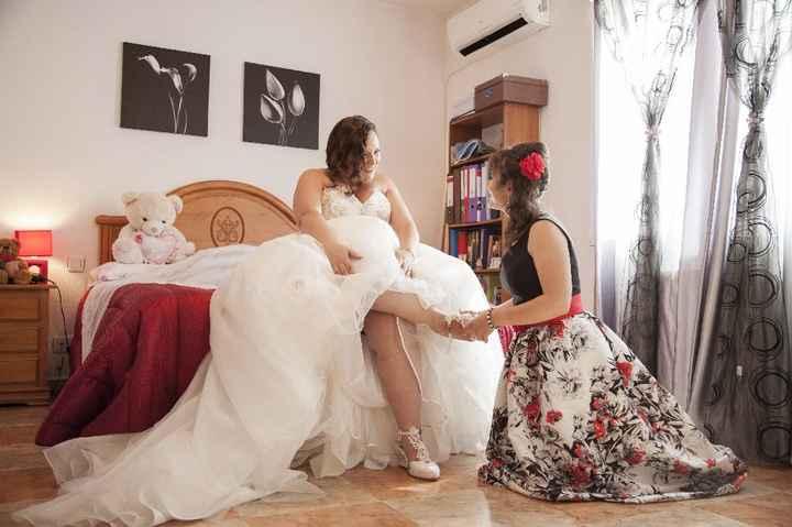 Cuñas novia - 1