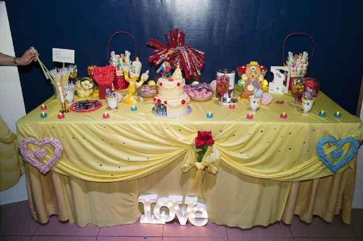 Mesa dulce - 2