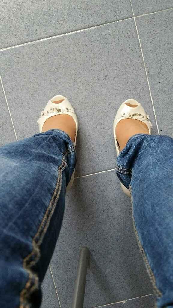 Zapatos membur - 1
