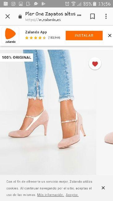 Zapatos marca Pier One, en Zalando. 2