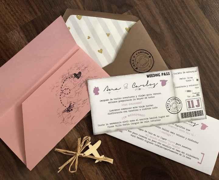 Invitaciones personalizadas 🥰 - 3