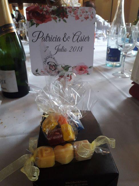 Ideas detalles boda ! - 1
