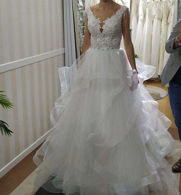 Os cambiarías de vestido para el baile? 1