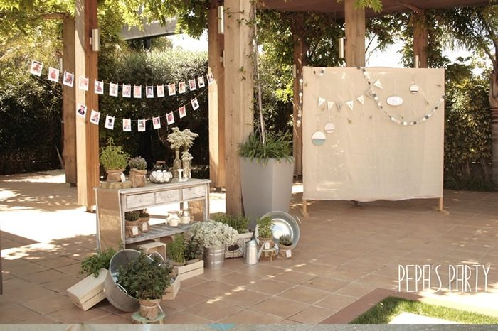 Necesito ideas para decorar el jardin del restaurante - Decorar el jardin ...